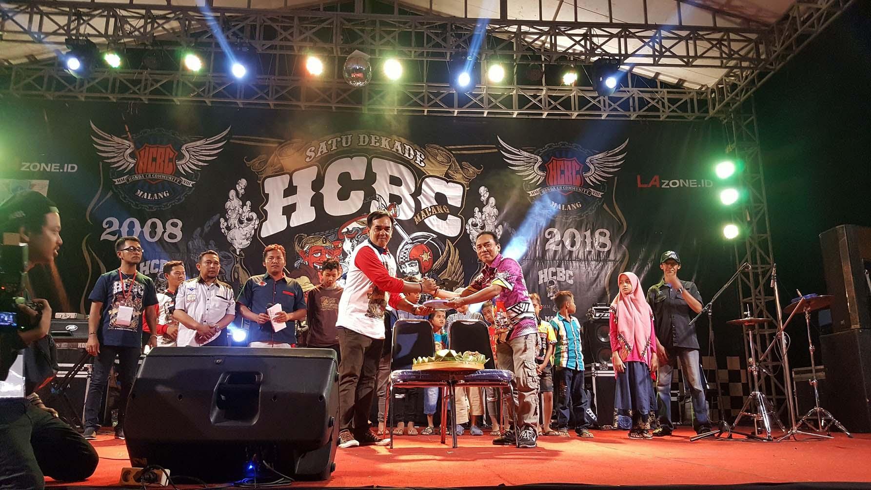 SATU DEKADE HCBC (HONDA CB COMMUNITY) MALANG : Kumpul ...