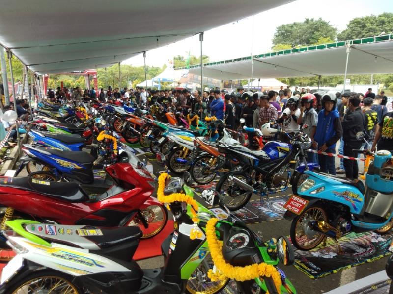 Rider Street Fire Club Batam Risfec Rayakan 4th Anniversary