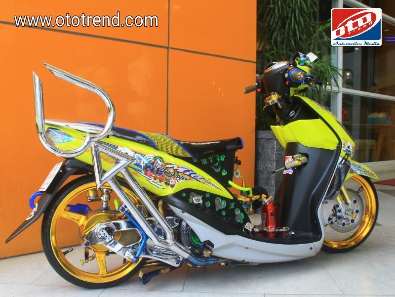 Yamaha Mio 2011 Jakarta Ceper Selamanya Selamanya Ceper