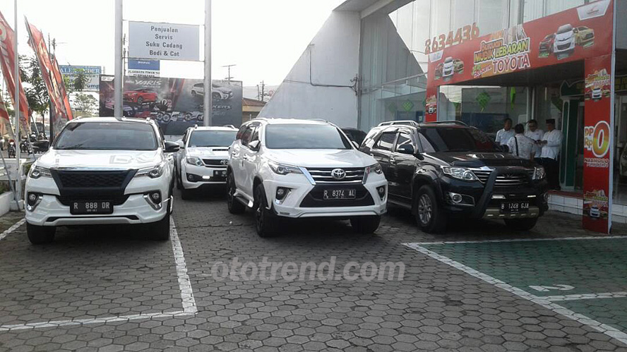 Nasmoco Club dan Fortuner Club