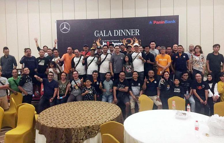 Mercedes Benz W203.02 Chapter Semarang : Sambangi Jamnas ...