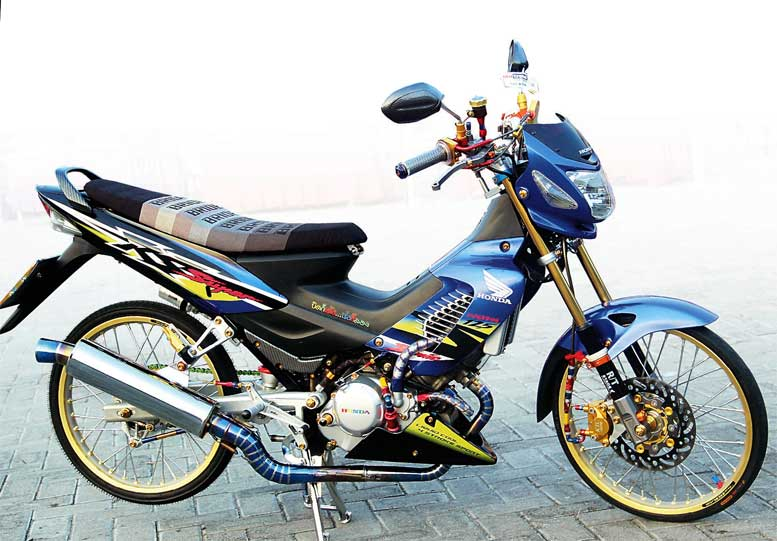 Honda Sonic 04 Sidoarjo Orsi Thai Lebih Maksi