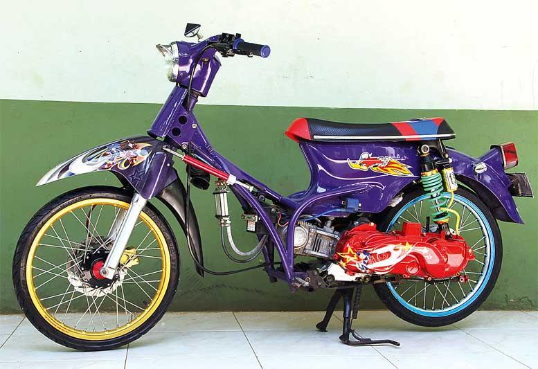 Yamaha Mio 07 Jepara Melirik Pitung Matik Digulung