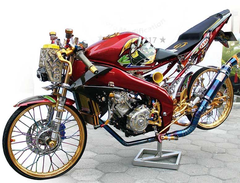 Yamaha V Ixion 13 Yogyakarta Si Tawon Balap Keren Itu Mahal