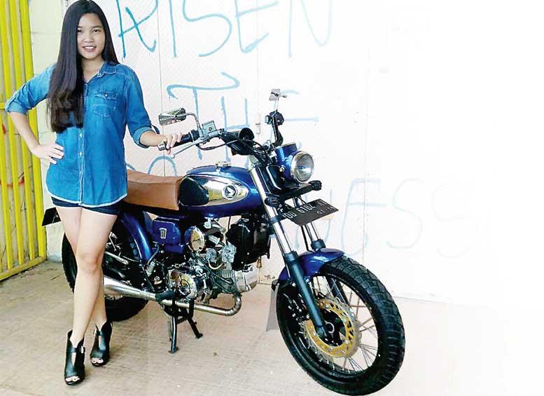 Honda Revo 110 13 Makassar Kado Ultah Seventeen