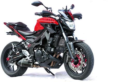Yamaha Mt 25 Modifikasi Dunia Otomotif 2019