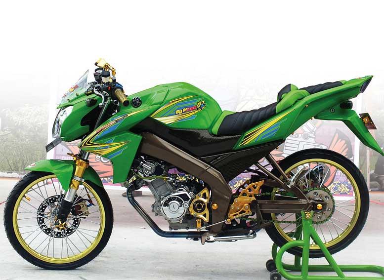 Yamaha V Ixion 13 Padang Green Daily Use