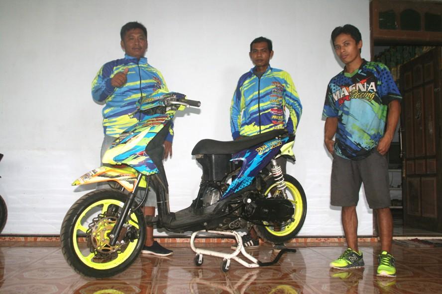 Honda Beat Blitar Memacu Gairah Racing Mania Ke Balap Resmi